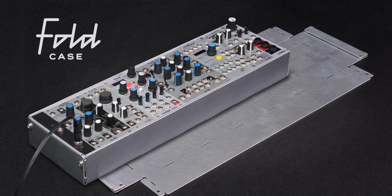 THE CHEAPEST EURORACK CASE YET?